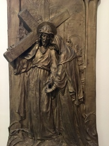Station IV: Jesus Meets His Mother