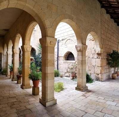 Church of the Visitation: Ein Karem, Jerusalem
